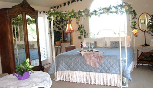 Eden by the Sea - Port Angeles - Bedroom