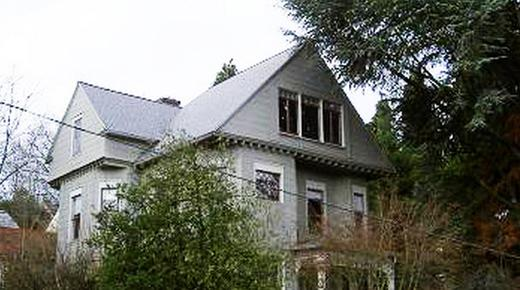 Bellaterra Bed and Breakfast - Portland - Building