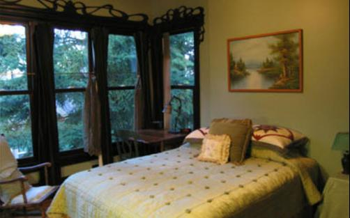 Bellaterra Bed and Breakfast - Portland - Bedroom