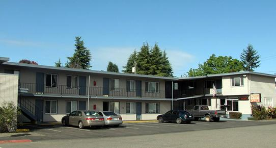 Riviera Inn - Port Angeles - Building