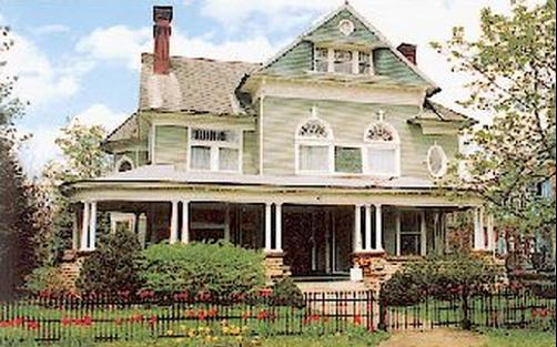 Greenhouse Bed & Breakfast - Chillicothe - Building