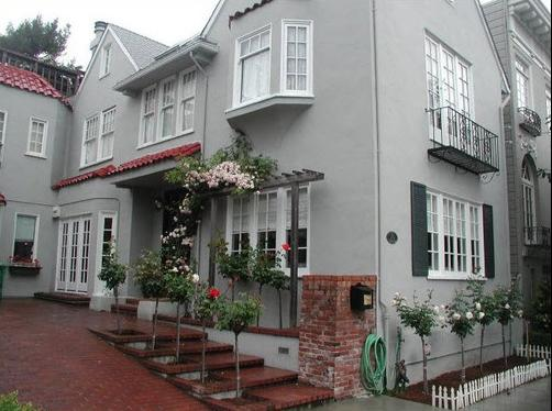 My Rosegarden Guest Rooms - San Francisco - Building