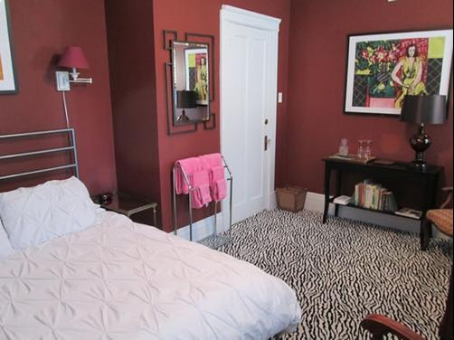 My Rosegarden Guest Rooms - San Francisco - Bedroom