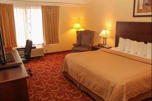Quality Inn Airport - Buffalo - Bedroom