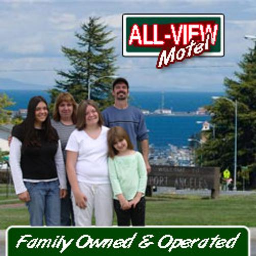 All View Motel - Port Angeles