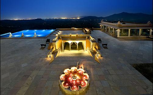 Fateh Garh - Udaipur - Outdoor view