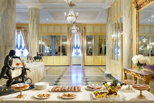 Grand Hotel Parker's - Naples - Food
