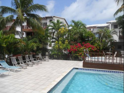 Tamarind Hotel - Philipsburg - Pool