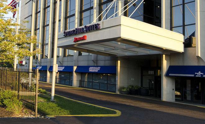 SpringHill Suites by Marriott Chicago O-Hare