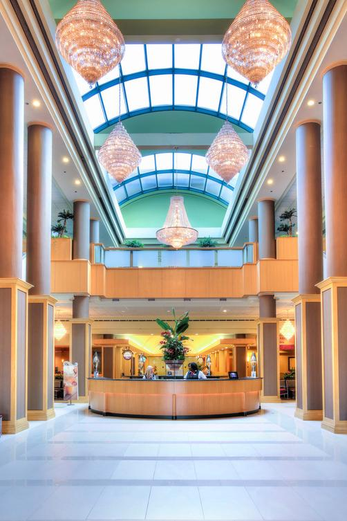 The Florida Hotel and Conference Center - Orlando - Lobby