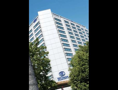 hilton london canary wharf london hotels from 119 kayak. Black Bedroom Furniture Sets. Home Design Ideas