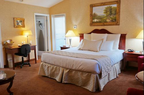 Grass Valley Courtyard Suites - Grass Valley - Bedroom