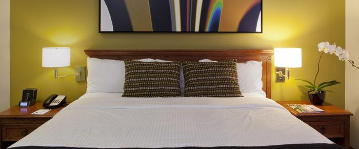 Broadway Plaza Hotel - New York - Bed
