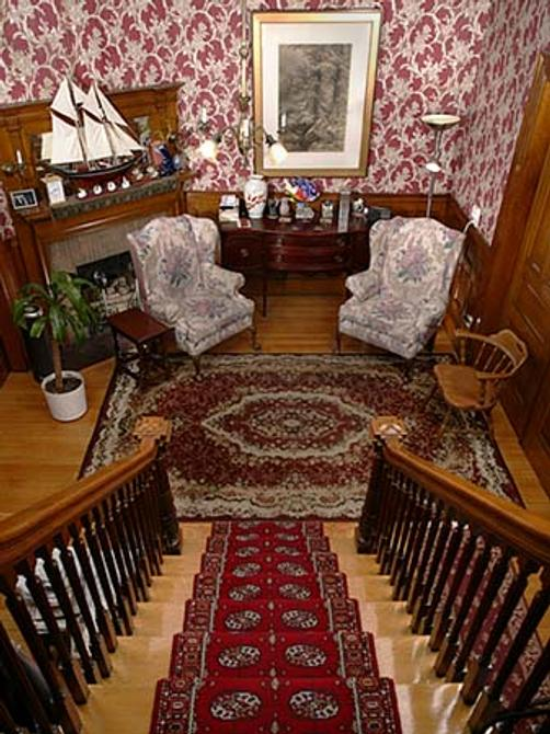 Abigayle's Bed and Breakfast - Boston - Lobby