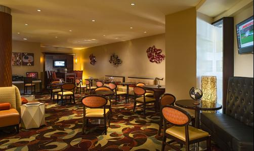 Washington Dulles Airport Marriott - Sterling - Restaurant