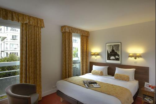 Citadines Tour Eiffel Paris - Paris - Double room