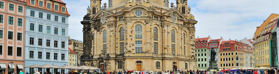 Dresden - Romantic, Shopping, Urban, Historic, Nightlife