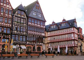 Frankfurt am Main - Urban, Historic