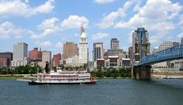 Cheap Hotels in Cincinnati from £69